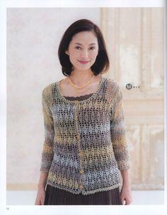 Lets Knit Series № 80397 2014 春夏5 - 紫苏的日志 - 网易博客