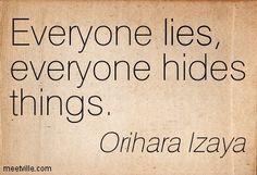 Orihara Izaya Quotes - Meetville