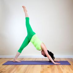 Lengthen and Strengthen Your Runner's Legs: Show your running legs some love with this yoga sequence, part of our 31 Days of Fitness. Iyengar Yoga, Ashtanga Yoga, Runners Legs, Yoga Bewegungen, Yoga Moves, Yoga Dog, Yoga Handstand, Pilates Yoga, Yoga Workouts