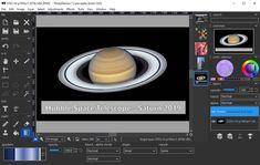 PhotoDemon es un editor de fotos portátil. Es 100% gratuito y 100% de código abierto. El programa proporciona una selección completa de herramientas de edición de fotografías en una descarga muy pequeña. Software Libre, Planets, Celestial, Usb Drive, Photography Editing, Photo Editor, Tools, Plants
