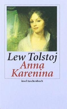 Anna Karenina: Roman (insel taschenbuch): Amazon.de: Gisela Drohla, Lew Tolstoj: Bücher