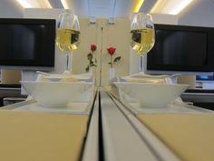 Yes please. Lufthansa A380