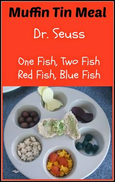 Tots and Me... Growing Up Together: Happy Birthday Dr. Seuss Part 1