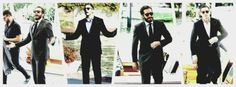 Parallelismi #jakegyllenhaal