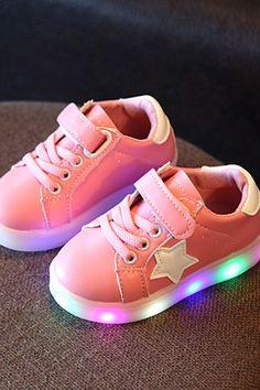 Chaussure Led Avec Étoile