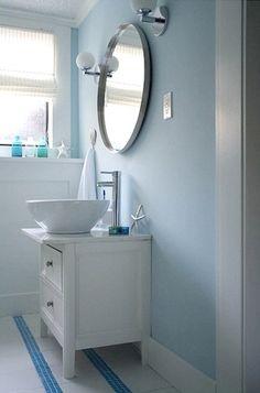 Consejos para decorar un baño pequeño