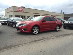 2010 Ford Fusion Sport  Leather, Roof, Loaded!  $8,688 Main Street Enterprises LLC 1.877.270.4810