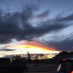 El Paso skies. #nofilter #itsallgoodep by ellewhyarrgh