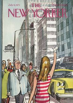 The New Yorker 8 July 1972