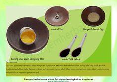 Ramuan-Kesuburan-Pria-9 Recipe Cards, Herbalism, Islam, Food And Drink, Recipes, Rezepte, Muslim, Herbal Medicine, Recipies