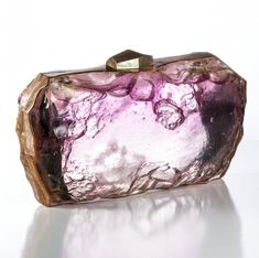 Emm Kuo Le Riolan Clutch: Rock Candy