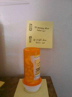 Siempre estar en peligro de tomar demasiadas pastillas porque nunca puedes recordar cuándo te tomaste la última... | 19 conflictos que sólo las personas olvidadizas entienden
