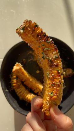 Corn Recipes, Vegetable Recipes, Mexican Food Recipes, Vegetarian Recipes, Cooking Recipes, Healthy Recipes, Salmon Recipes, Fish Recipes, Cooking Corn