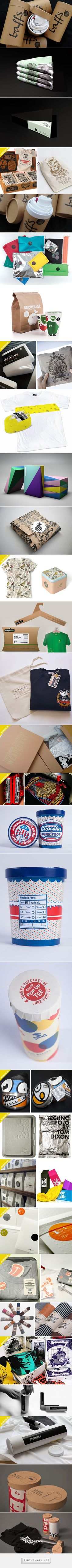 25 Cool T-shirt Packaging Design Examples – Part 2 - Printsome Blog - created via http://pinthemall.net