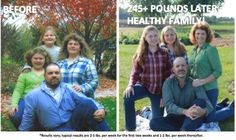 Day 8 of 30:  Jennie and her husband lost a total of 245 pounds. The parents not only got healthy, but the healthy habits this family embraced… resulted in their daughters getting healthy, too. Now this family enjoys an active lifestyle - the entire family has been transformed!  It can be a family affair….when one gets healthy the entire family benefits!  Sharing healthy habits throughout!  How is the health of your family, including your children?