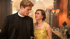 James Norton - Sidney Chambers in Grantchester - Masterpiece Mysteries YUM.
