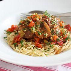 Kosher Recipe: Italian Veal Stew with Bread Crumb Gremolata | Gourmet Kosher Cooking
