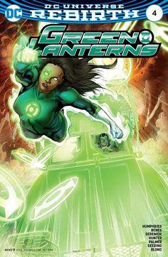 Green Lanterns (2016) #4 #DC @dccomics #GreenLanterns (Cover Artist: Jay Leisten, Rod Reis & Robson Rocha) Release Date: 8/3/2016