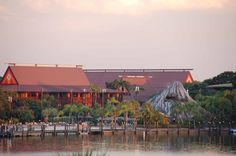 Polynesian Resort - Our home away from home! See you real soon!