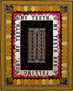 """Amy Meissner, textile artist 