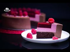 Fondant Flower Cake, Fondant Cakes, Fondant Bow, Marshmallow Fondant, Fondant Tutorial, Fondant Figures, French Deserts, Chocolate Raspberry Mousse Cake, Chocolate Marshmallows