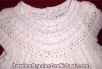 Örgü işleri ve el sanatları: Süslü bayan yelek örgüleri Knitting works and crafts: Fancy ladies vest knitting