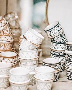More espresso, less depresso 🤓 Finally available also in store: our famous handmade Moroccan ceramic mugs in two sizes! #backinstock #moroccan #mug #espressolover #butfirstcoffee #silviagattin #chabichicmorocco #handmade #slowliving #unique #bohostyle #bohemianliving Moroccan Decor, Moroccan Style, Chabi Chic, Bohemian Living, But First Coffee, Slow Living, Diy Clay, Ceramic Cups, Ribbon Embroidery