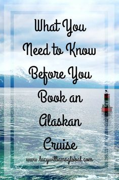Cruising Alaska is a wonderful experience, here are some tips on what you need to know before you book an Alaskan Cruise from what cabin to book to tours Alaska Cruise Tips, Packing List For Cruise, Alaska Travel, Cruise Travel, Cruise Vacation, Travel Usa, Alaska Usa, Alaska Trip, Vacations