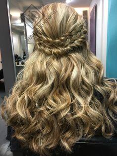 Something Beautiful, Hair Designs, Designers, Long Hair Styles, Bridal, Wedding, Beauty, Fashion, Casamento