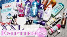 XXXL Aufgebraucht #26 ♡ Dekorative Kosmetik, Hautpflege, Protein Pulver…