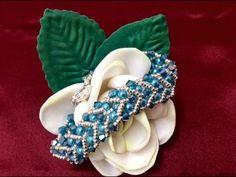 DIY: Pulsera de espiga con SWAROVSKI   Bracelet Design