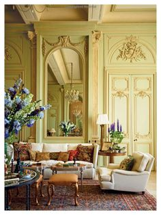 An Invitation to Chateau du Grand-Lucé: Decorating a Great French Country House: Timothy Corrigan, Eric Piasecki, Marc Krista