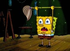 """SpongeBob was originally called SpongeBoy, but that name was copyrighted by a mop. 