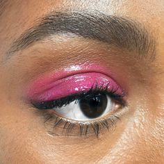 """427 Likes, 2 Comments - My name is BEA SWEET (@beasweetbeauty) on Instagram: """"Keeping it sticky like lip gloss in shimmery candy pink with a cute filled in brow & two coats of…"""""""