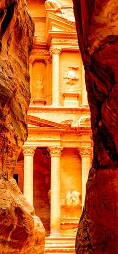 New Seven Wonders of the World – Complete List of the 7 Wonders AmonGraf Petra, New Seven Wonders, Wonders Of The World, Beautiful World, Beautiful Places, Amazing Places, Places To Travel, Places To Visit, Travel Destinations