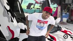 Video: Chris Brown Really Wanted His Aventador To Match His Shoes - http://www.techengage.com/video-chris-brown-really-wanted-his-aventador-to-match-his-shoes/