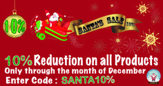 10% reduction on all products through December when ordered on our website! http://www.allaboutbadges.com/