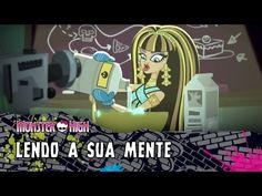 Lendo a sua mente | Monster High - YouTube