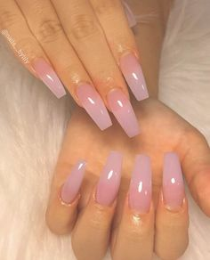 Some of my very most FAQs have to do with my nails! At any time I get my nails done I get tons and also lots of DMs regarding it. What did you do for you nails? Manicure, Aycrlic Nails, Dope Nails, Pink Nails, Summer Acrylic Nails, Best Acrylic Nails, Nails After Acrylics, Pink Acrylics, Nagel Hacks