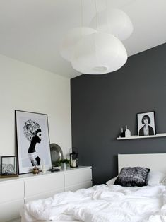 A bright shade of gray can enlighten your feeling whenever you enter your gray bedroom. We have 30 gray bedroom ideas that . Read Elegant Gray Bedroom Ideas 2020 (For Calming Bedroom) Room, Interior, Home, Home Bedroom, Bedroom Design, Room Inspiration, Bedroom Inspirations, Room Decor, Interior Design