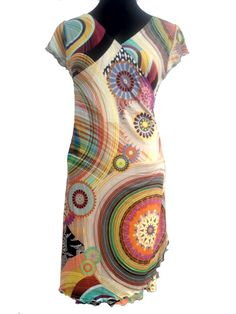 Retroprint, tangodress, summer..... Price Dkr. 1000,-