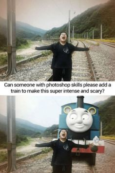 When you have to be careful what you wish for...| #Funny #Photoshop #Pictures