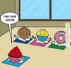 Funny Memes - (Yoga Humor)