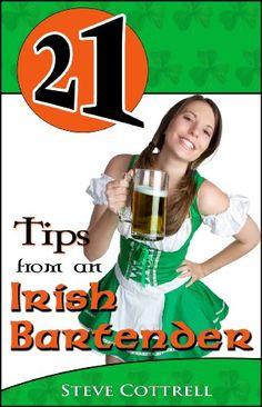 #book  21 Tips From an Irish Bartender