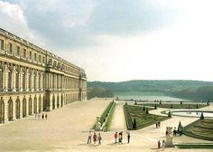 Versailles - photograph by Luigi Ghirri (1985) | www.lajetee.it