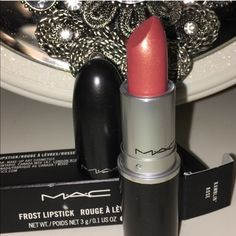 Mac lipstick - ramblin rose BNIB. 100% AUTHENTIC GUARANTEED. Before you ask why my price is close to MAC retail, please understand I price lower by 5-10% and I also offer a bundle discount of another 10% off 2+ items. If you buy a couple of products, that's like MAC having a sale, which we all know they never have. You are welcome to make offers, but lowball offers won't be entertained. MAC Cosmetics Makeup Lipstick