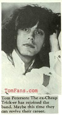 Tom Petersson Photo