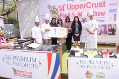 Budding #Chefs and #Mixologists Create Gourmet Magic with #USPremiumAgriculturalProducts at 14th Edition of #UpperCrust Food and Wine Show