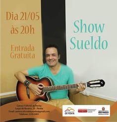 Show de Sueldo Fernandes em Cantante Romantico das Americas.