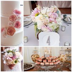 Romace & Rustic dyi wedding